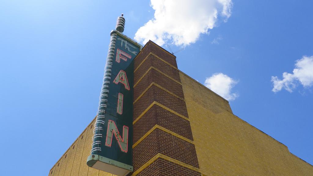 The Fain, Livingston, Texas