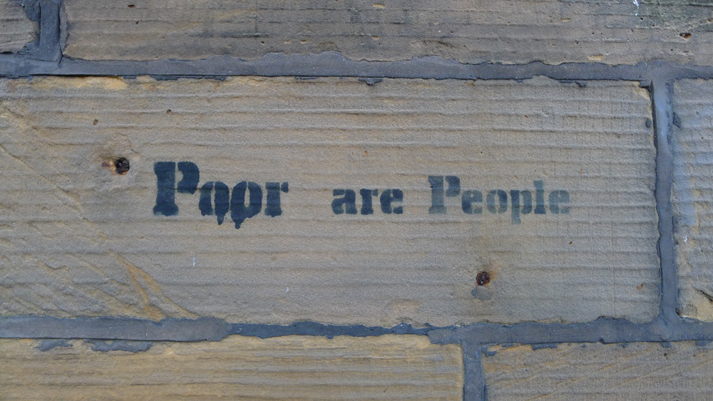 Poor are People