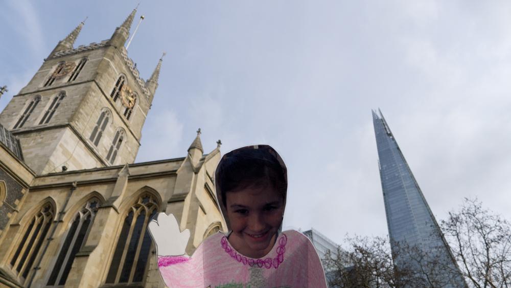 Flat Caroline in London