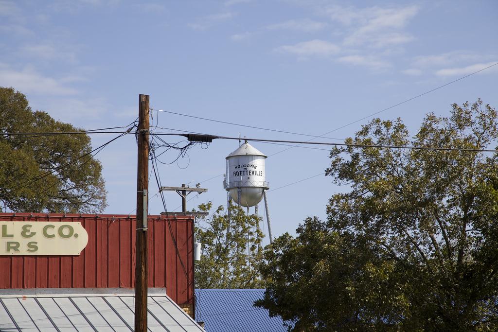 Fayetteville, Texas Oct 27, 2012