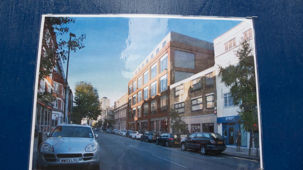 Bastwick Street