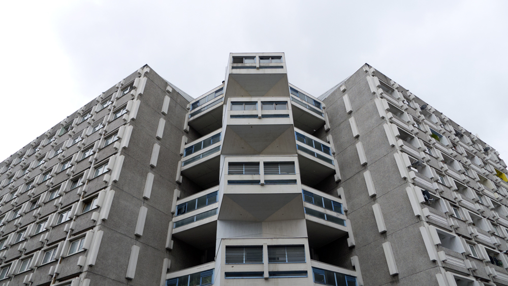 Weston Rise Estate