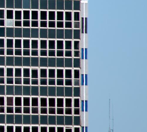 Random Architecture: The City