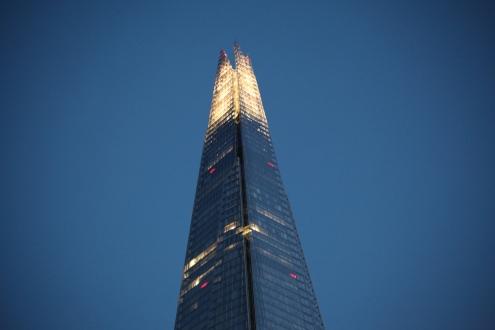 London May 25, 2013