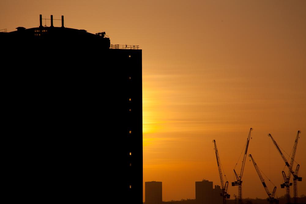 London May 1, 2013