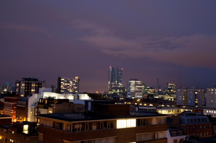 London May 11, 2013