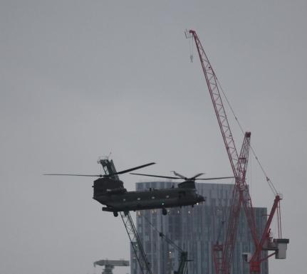 London May 14, 2013