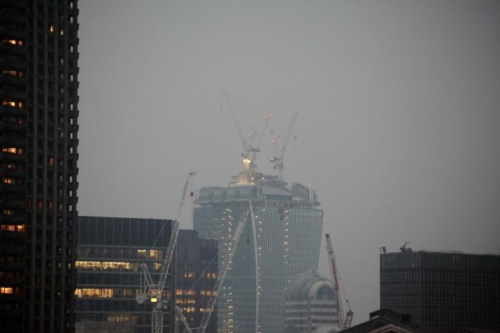 London May 20, 2013