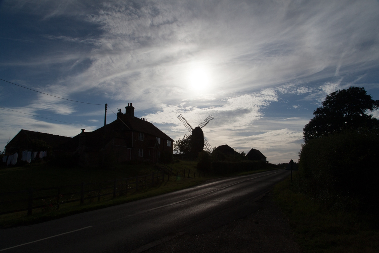 Rolvenden to Benenden Aug 9, 2014