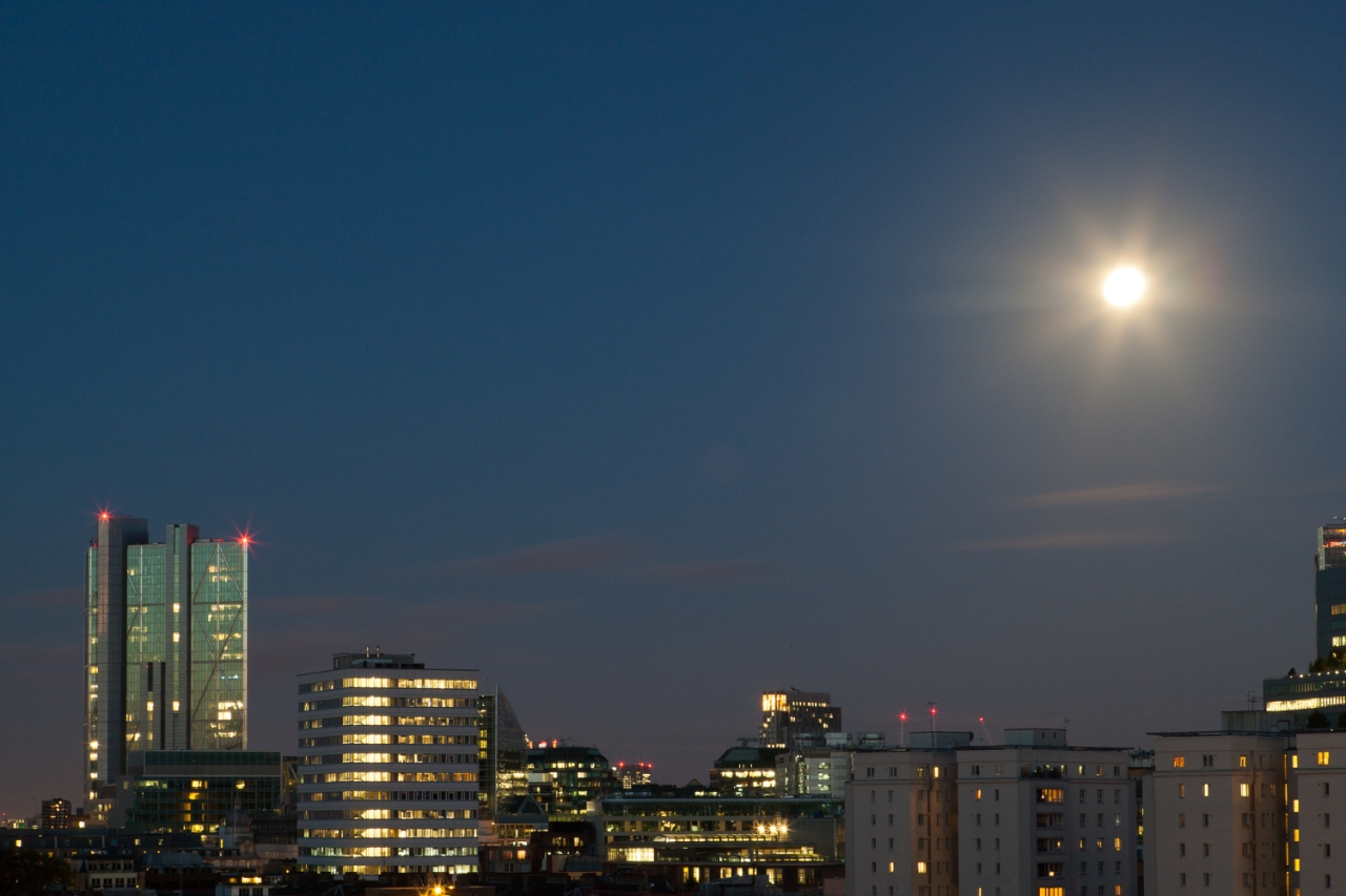 London Aug 10, 2014