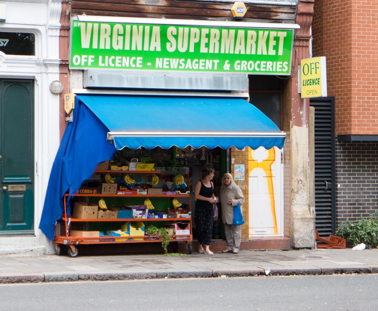 Virginia Supermarket